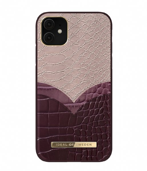 iDeal of Sweden Smartphone cover Fashion Case Atelier iPhone 11/XR Lotus Snake (IDACAW20-1961-234)