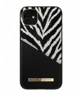 iDeal of Sweden Fashion Case Atelier iPhone 11/XR Zebra Eclipse (IDACAW20-1961-247)