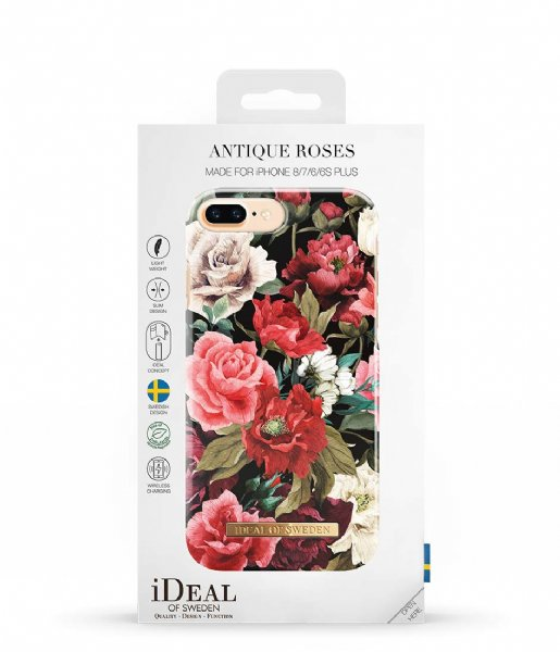 iDeal of Sweden Smartphone cover Fashion Case iPhone 8/7/6/6s Plus Antique Roses (IDFCS17-I7P-63)