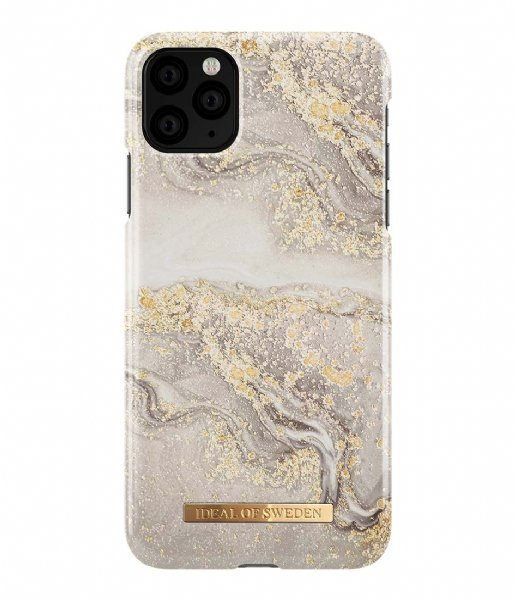 iDeal of Sweden Smartphone cover Fashion Case iPhone 11 Pro Max/XS Max Sparkle Greige Marble (IDFCSS19-I1965-121)