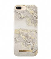 iDeal of Sweden Fashion Case iPhone 8/7/6/6S Plus Sparkle Greige Marble (IDFCSS19-I7P-121)
