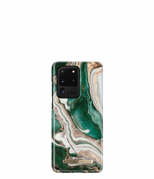 iDeal of Sweden Smartphone cover Fashion Galaxy S20 Ultra Golden Jade Marble (IDFCAW18-S11P-98)