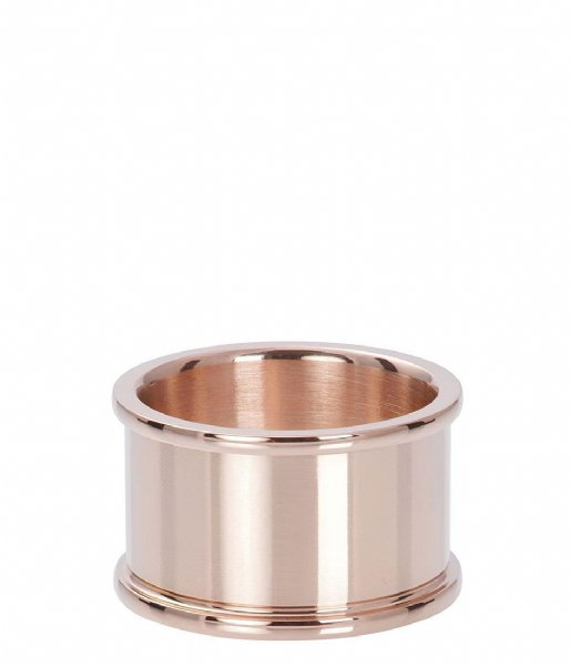 iXXXi Ring Base ring 12 mm Rosé colored (02)