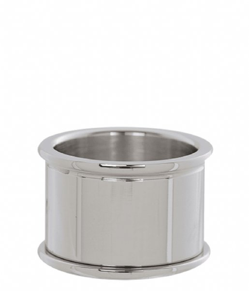 iXXXi Ring Base ring 14 mm Silver colored (03)