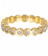 iXXXi Big Circle Stone Gold colored (01)