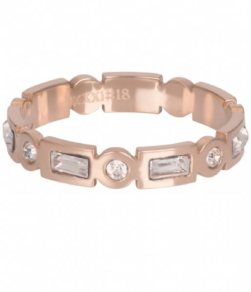 iXXXi Ring Excellent Rosegold colored (02)