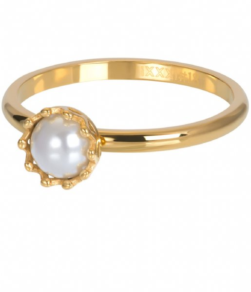 iXXXi Ring Little Princess Gold colored (01)