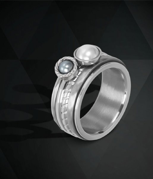 iXXXi Ring Dynasty Silver colored (03)