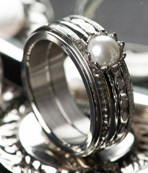 iXXXi Ring Little Princess Silver colored (03)