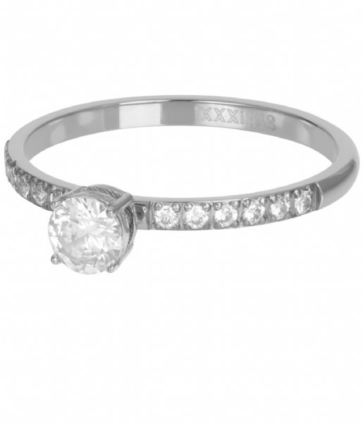 iXXXi Ring Queen Silver colored (03)