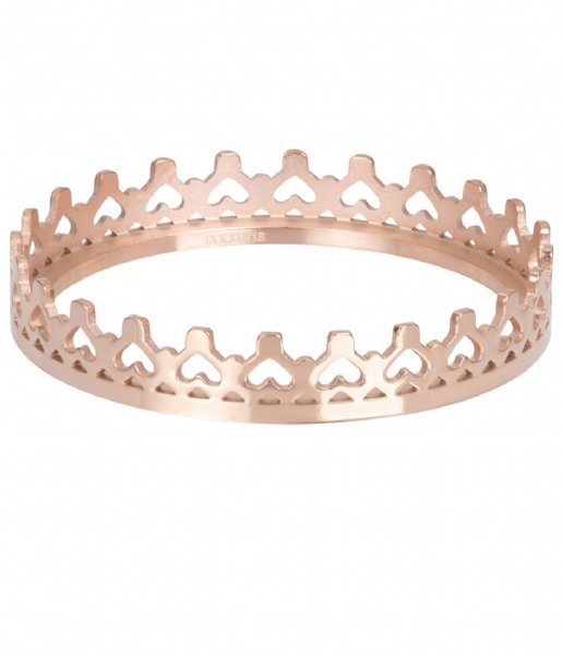iXXXi Ring Royal Crown Rosegold colored (02)