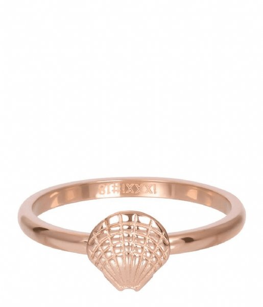 iXXXi Ring Symbol sea shell Rosé colored (02)