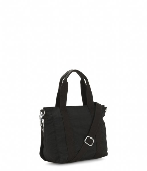 Kipling Shopper Asseni S rich black