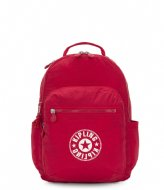 Kipling Clas Seoul lively red