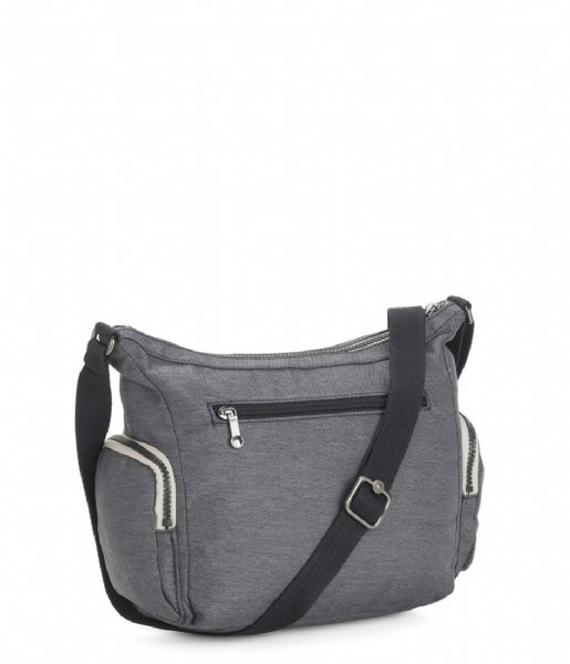 Kipling Crossbodytas Gabbie Small Crossbody charcoal