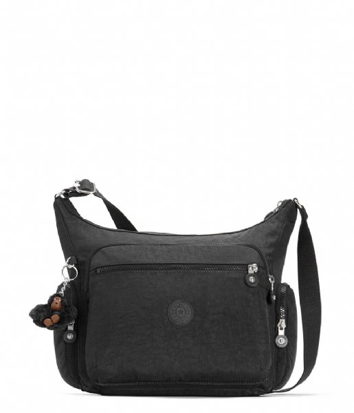 Kipling Schoudertas Gabbie true black