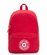 Kipling Kiryas Lively Red