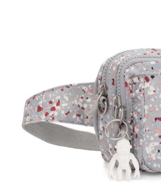 Kipling Heuptas Abanu Multi Small Crossbody Speckled (KI326448X)