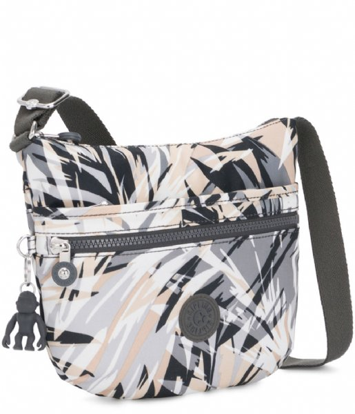 Kipling Schoudertas Arto Small urban palm (KI578649O)