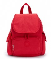 Kipling City Pack Mini Red Rouge (KPKI2670Z331)