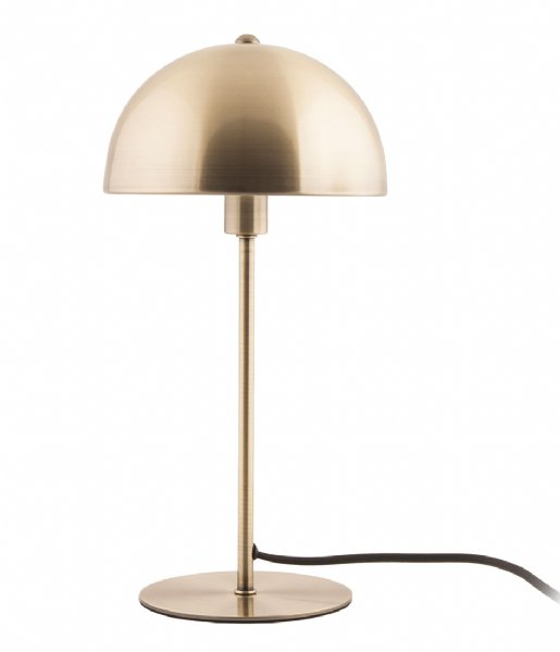 Leitmotiv Tafellamp Table lamp Bonnet metal Antique Gold (LM1883GD)