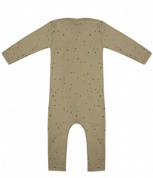 Little Indians Babykleding Jumpsuit Dots Sponge (JS05-SP)
