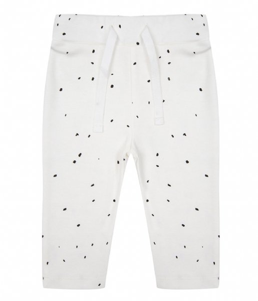 Little Indians Babykleding Legging Dots Cloud Dancer (LG03-CD)