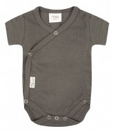 Little Indians Onesie Shortsleeve Dusty Olive (ONSH13-DO)