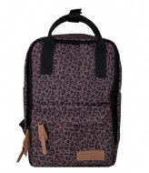 Little Indians Backpack Leopard Brown
