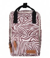 Little Indians Backpack Zebra Brown