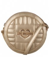 LOVE MOSCHINO Borsa Quilted Oro (1901)