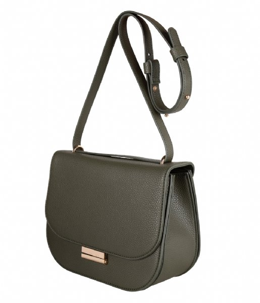 Mister Miara Crossbodytas Ember Crossbody Olive Night