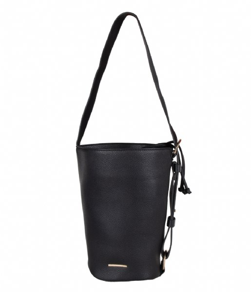 Mister Miara Crossbodytas Laurel Bucket Black