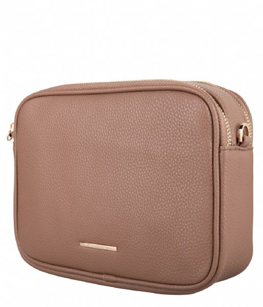 Mister Miara Crossbodytas Liv Camera Bag Raw Umber