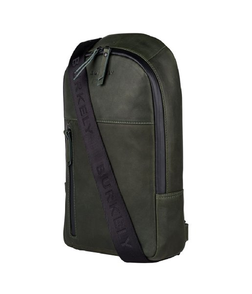 Burkely Crossbodytas 548552 Rain Riley Oil Groen