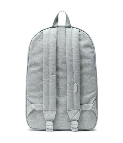 Herschel Supply Co. Laptop rugzak Heritage Light Grey Crosshatch