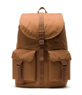 Herschel Supply Co. Dawson 15 Inch Saddle Brown