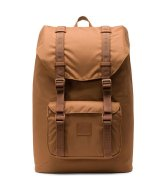 Herschel Supply Co. Little America 15 Inch Saddle Brown