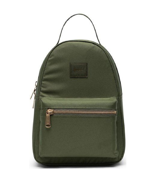 Herschel Supply Co. Dagrugzak Nova Mini Dark Olive