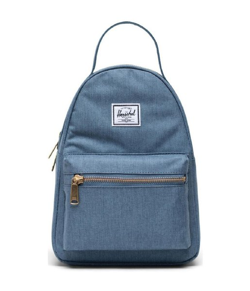 Herschel Supply Co. Dagrugzak Nova Mini Blue Mirage Crosshatch