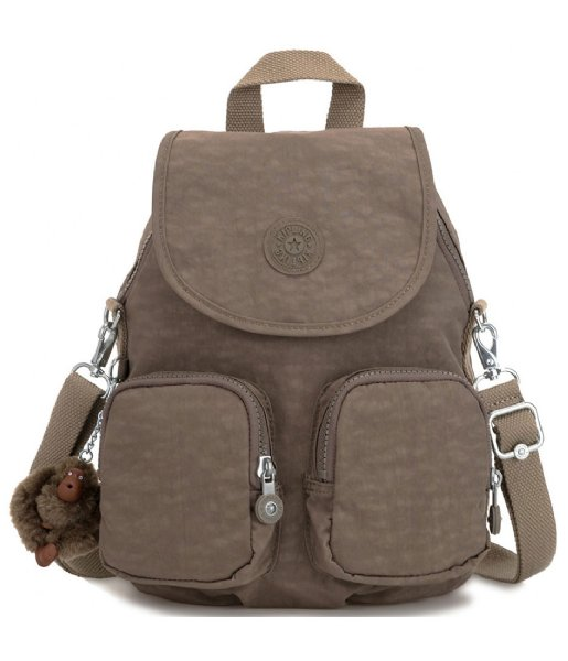 Kipling Dagrugzak Firefly Up True Beige