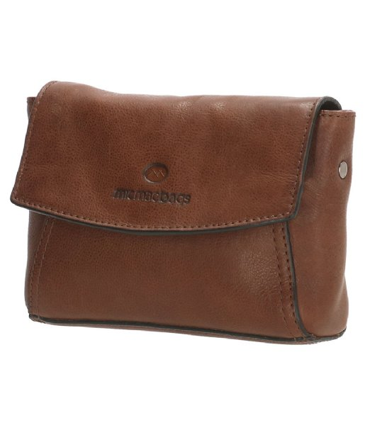 MicMacbags Handtas 17909 Wildlife Donker Taupe