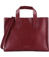 MYOMY Handbag Cross-body Hunter Waxy Burgundy