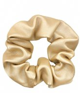 My Jewellery Faux Leather Scrunchie goudkleurig (1200)