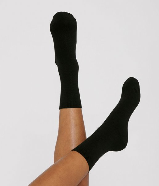 Organic Basics Sokken Organic Cotton Socks 2-pack black