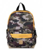 Pick & Pack Camo Backpack M 15 Inch Camo green