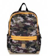 Pick & Pack Camo Backpack L 15 Inch Camo green