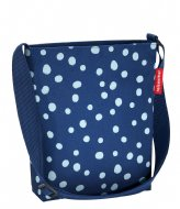 Reisenthel Shoulderbag Small spots navy (HY4044)