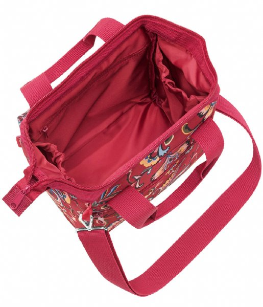 Reisenthel Crossbodytas Allrounder Cross paisley ruby (MQ3067)