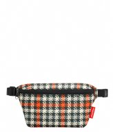 Reisenthel Beltbag Small glencheck red (WX3068)